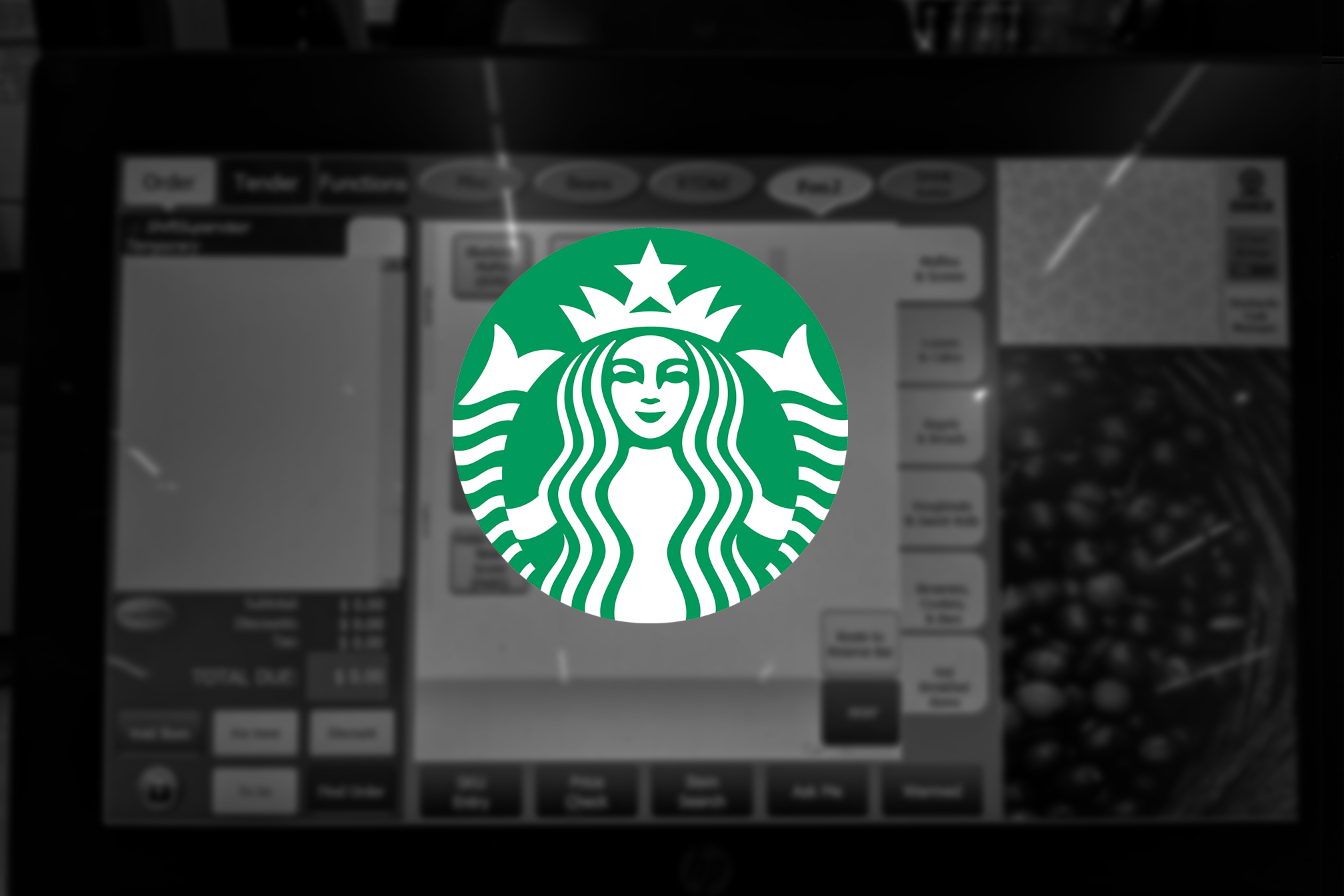 Starbucks Point Of Sale Redesign